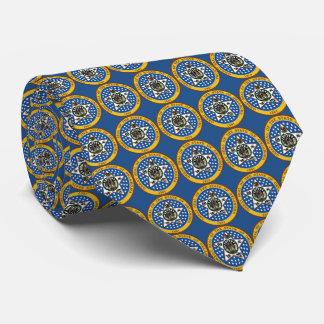 State Seal of Oklahoma Neck Tie