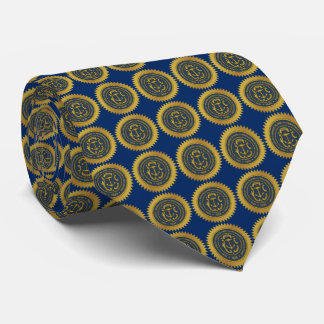 State Seal of Rhode Island Neck Tie