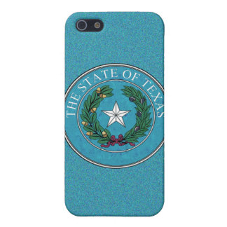 STATE SEAL OF TEXAS COVER FOR iPhone SE/5/5s