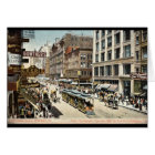 State St Chicago IL Vintage 1905 Card