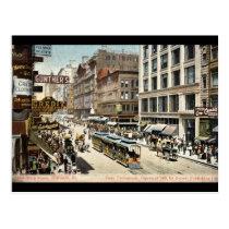 State St Chicago IL Vintage 1905 Postcard