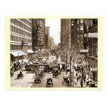 State St., Chicago, Illinois Vintage Postcard
