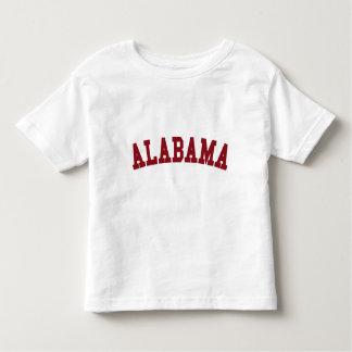 State T-shirt (toddler): Alabama