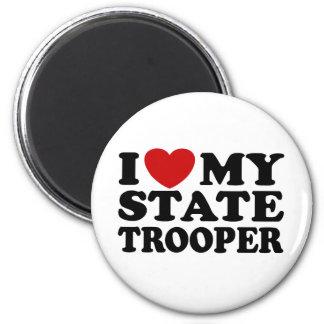 State Trooper Magnet
