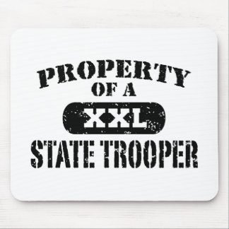 State Trooper Mouse Pad