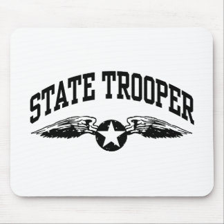 State Trooper Mousepads