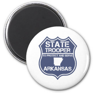 State Trooper To Protect And Serve Arkansas Magnet