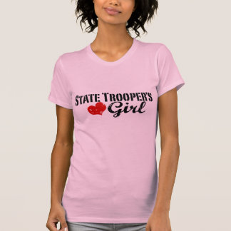 State Trooper's Girl T-Shirt