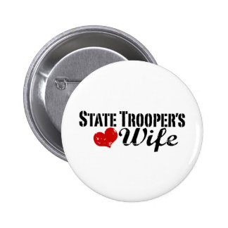 State Trooper's Wife Pins