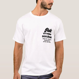 State Vitamin Discount Store T-Shirt