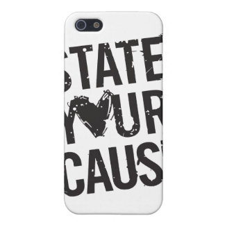 State Your Cause Phone 4 Case