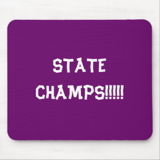STATECHAMPS!!!!! MOUSE PAD