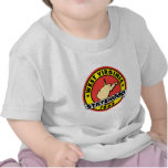 Statehood 1863 de Virginia Occidental Camiseta