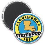 Statehood de Luisiana Iman Para Frigorífico
