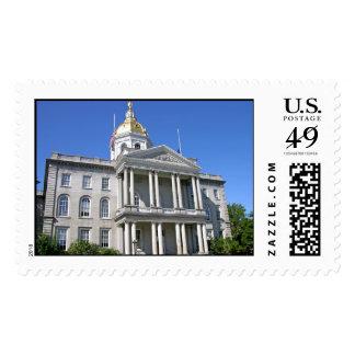 StateHouse de New Hampshire Envio