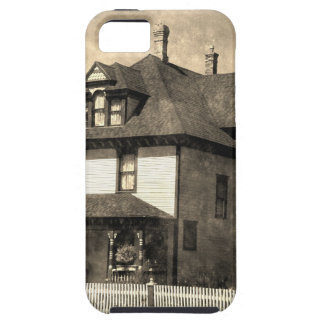 Stately Antique House iPhone SE/5/5s Case