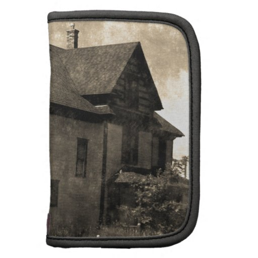 Stately Antique House Planner