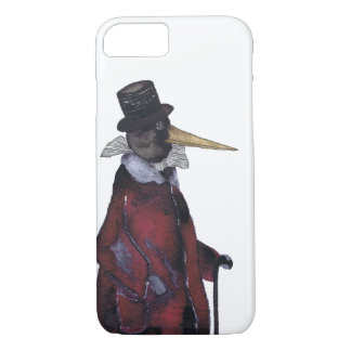 STATELY CROW iPhone 8/7 CASE
