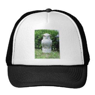 Stately Garden Owl Trucker Hat