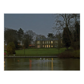 Stately Home Poster