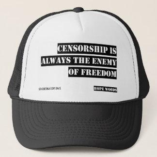 """""""Statement Censored"""" Trucker Hat"""