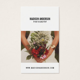Statement | Photography Business Cards