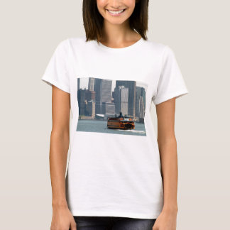 Staten Island Ferry heading to Manhatten T-Shirt