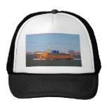 Staten Island Ferry Mesh Hat