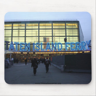 Staten Island Ferry Mousepad