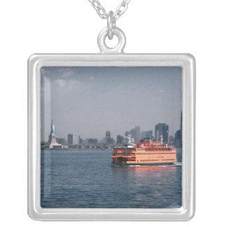 Staten Island Ferry Custom Necklace