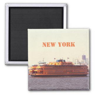 Staten Island ferry, New York Magnet