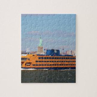Staten Island Ferry Puzzle