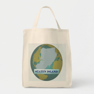 Staten Island Grocery Bag