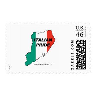 Staten Island Italian Pride Postage