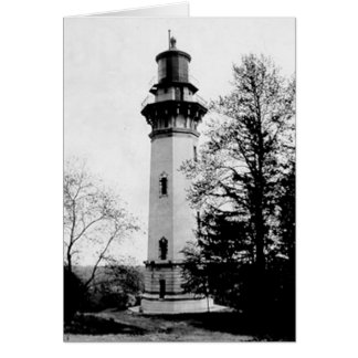 Staten Island Lighthouse Card