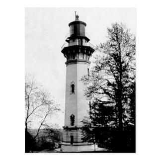 Staten Island Lighthouse Postcard