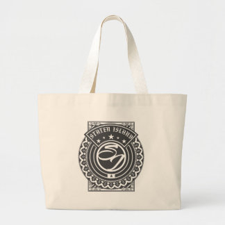 Staten Island Logo Canvas Bags