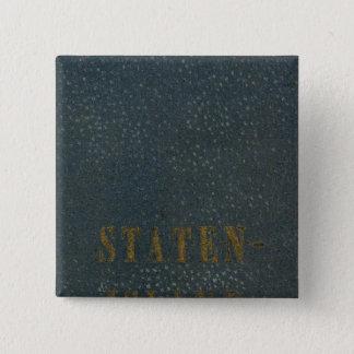 Staten Island Pinback Button