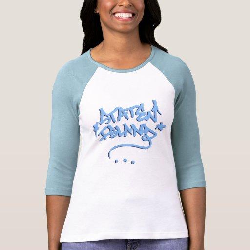 Staten Island Camisetas