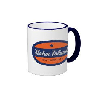 *Staten Island Ringer Mug