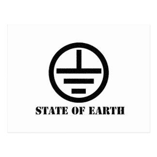 stateofearth.com merch postcard