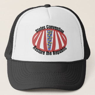 States Convention Trucker Hat