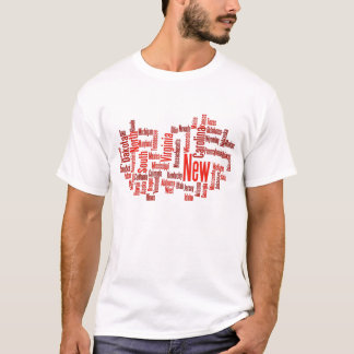 States in the USA T-Shirt