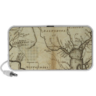 States of Maryland and Delaware Notebook Speaker