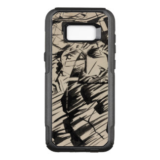 States of Mind Those Who Go OtterBox Commuter Samsung Galaxy S8+ Case