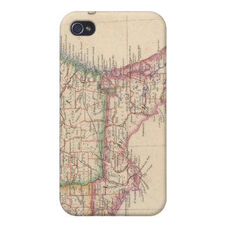 States of South Carolina, Georgia, and Alabama iPhone 4/4S Covers
