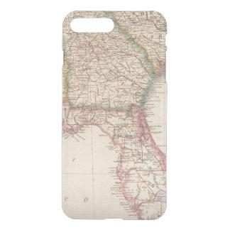 States of South Carolina, Georgia, and Alabama iPhone 7 Plus Case