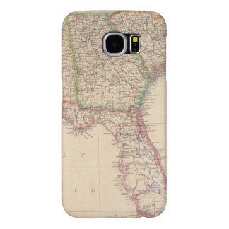States of South Carolina, Georgia, and Alabama Samsung Galaxy S6 Case