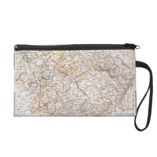 States of the German Confederation Wristlet Clutch