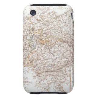 States of the German Confederation Tough iPhone 3 Covers